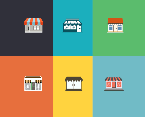 Local-Business Icons