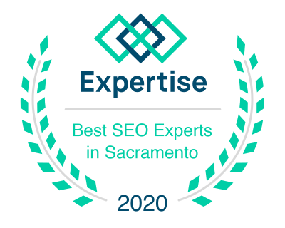 expertise.com best seo experts sacramento badge